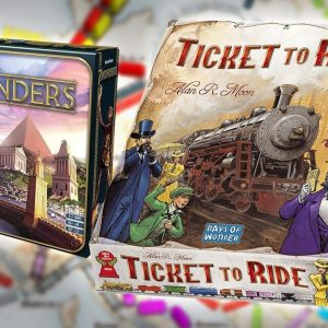 Boardgames & Party Games