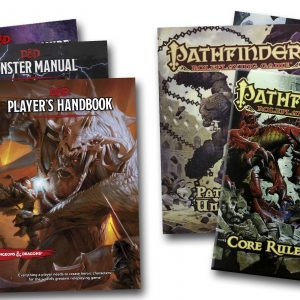 Tabletop RPGs & Accessories