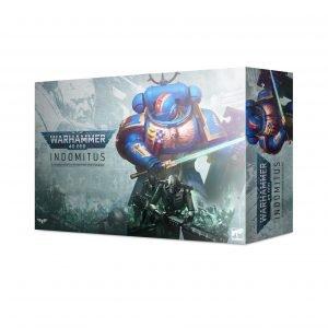 Warhammer 40k: Indomitus Box